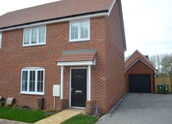 Thumbnail 4 bed semi-detached house for sale in Squires Grove, Westergate