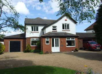 Thumbnail 4 bed detached house for sale in Newport Road, Woburn Sands
