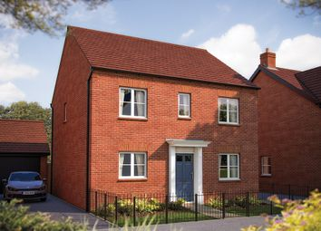 "Thumbnail 3 bed detached house for sale in ""The Buxton"" at Salford Road, Bidford-On-Avon, Alcester"