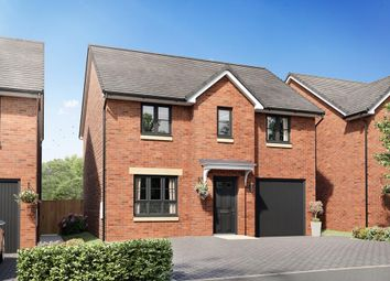 """Thumbnail 4 bedroom detached house for sale in """"Fenton"""" at Holehouse Road, Kilmarnock"""
