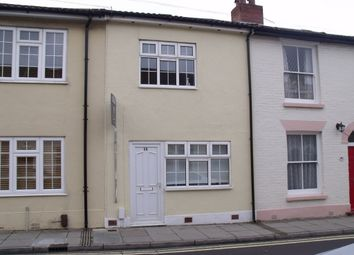Thumbnail 2 bed terraced house to rent in Highland Street, Southsea