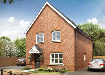 Thumbnail 4 bed detached house for sale in Boyneswood Road, Medstead