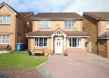 Thumbnail 3 bed detached house for sale in Badger Grove, Broxburn, West Lothian