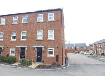 Thumbnail 4 bed town house for sale in Arnhem Way, Huntington, Chester