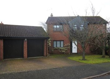 Thumbnail 4 bedroom property to rent in Lapwing Close, Northampton