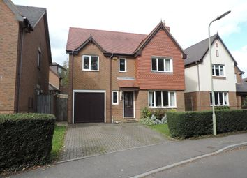 Thumbnail 4 bed detached house to rent in Monarch Way, Winchester