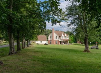 Thumbnail 7 bed equestrian property for sale in Station Road, North Chailey, East Sussex