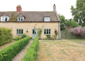 Thumbnail 3 bed cottage for sale in Church Street, Baston, Market Deeping, Lincolnshire