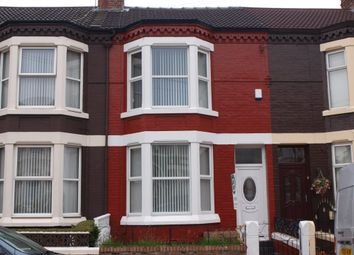 Thumbnail 4 bed terraced house to rent in Carisbrooke Road, Walton, Liverpool