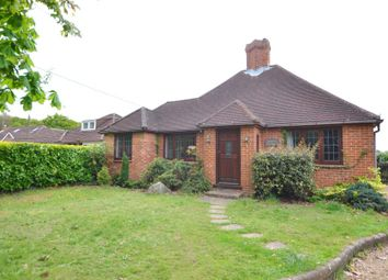 Thumbnail 5 bedroom bungalow to rent in Chequers Lane, Eversley, Hook