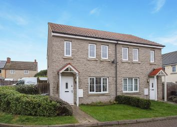 Thumbnail 2 bed semi-detached house for sale in Neville Close, Charlton Adam, Somerton
