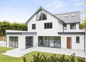 Thumbnail 6 bed detached house for sale in Claremont Avenue, Esher