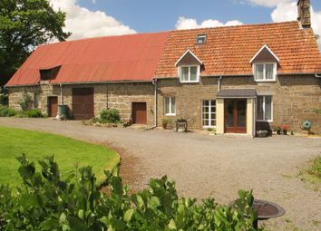 Thumbnail 6 bed equestrian property for sale in Lower Normandy, Manche, St-Pois