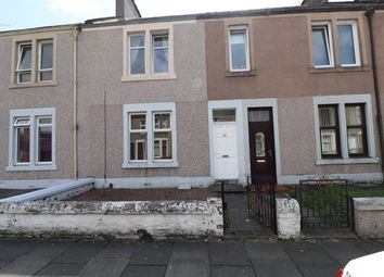 Thumbnail 1 bed flat for sale in Durward Street, Leven