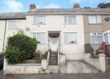 Thumbnail 3 bedroom terraced house for sale in Dower Road, Torquay