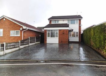 Thumbnail 3 bed detached house for sale in New Lawns, Stockport