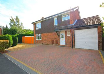 Thumbnail 3 bed detached house for sale in Elgin Way, Frimley, Camberley