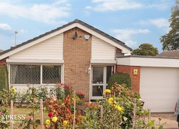 Thumbnail 4 bed detached bungalow for sale in Ridge Hill, Brighouse, West Yorkshire