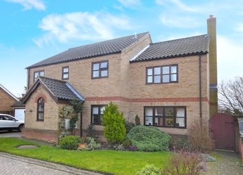 Thumbnail 5 bed detached house for sale in 12 Welbeck Close, Barnby, Beccles