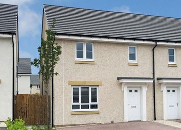 "3 bed semi-detached house for sale in ""Traquair"" at Mayburn Walk, Loanhead EH20"
