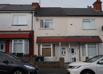 Thumbnail 2 bed terraced house for sale in Richmond Road, Smethwick