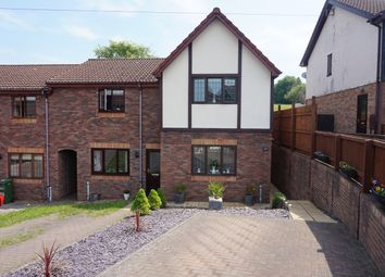Thumbnail 2 bed semi-detached house for sale in Plynlimon Avenue, Crumlin, Newport