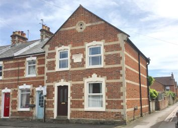 Thumbnail 3 bedroom end terrace house for sale in Russell Road, Newbury