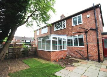 Thumbnail 3 bedroom semi-detached house for sale in Covell Road, Poynton, Stockport, Cheshire