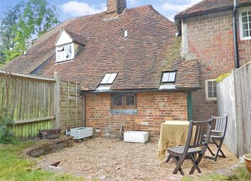Thumbnail 1 bed terraced house for sale in Angley Road, Cranbrook, Kent