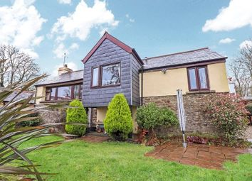 Ashwater, Beaworthy EX21. 3 bed detached house for sale