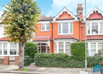 Thumbnail 3 bed terraced house for sale in Claverley Grove, Finchley, London