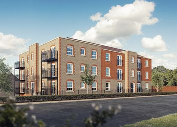 "Thumbnail 2 bed flat for sale in ""Bayswater Apartment 1"" at Howsmoor Lane, Emersons Green, Bristol"