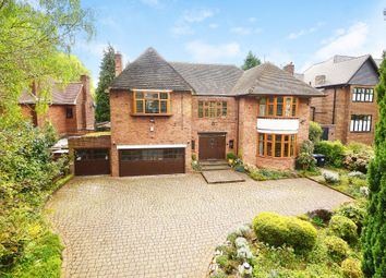 Thumbnail 6 bed detached house for sale in Arthur Road, Edgbaston, Birmingham