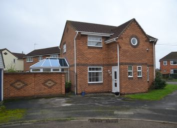 Thumbnail 3 bed detached house for sale in Orchid Drive, Farndon, Newark