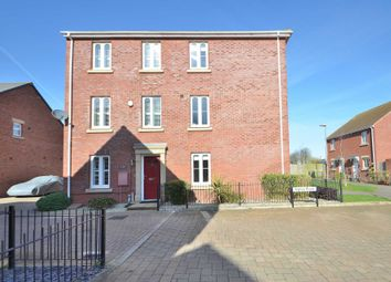 Thumbnail 4 bedroom town house for sale in Ripley Road, Broughton, Milton Keynes