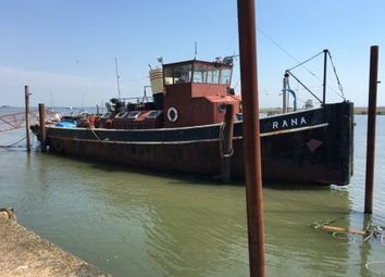 Thumbnail 2 bed houseboat for sale in 'rana', Vicarage Lane, Hoo, Rochester, Kent