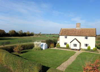 Thumbnail 3 bed detached house for sale in Crownland Road, Walsham-Le-Willows, Bury St. Edmunds