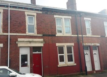 Thumbnail 3 bed flat to rent in Warwick Road, Wallsend