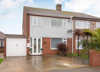 Gordon Road, Westwood, Margate CT9. 3 bed semi-detached house for sale