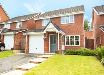 3 bed detached house for sale in Valley Close, Bury, Greater Manchester BL8