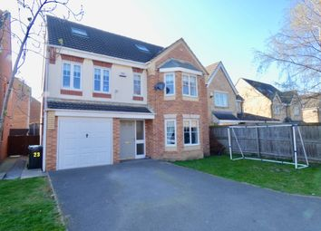 Thumbnail 5 bed detached house for sale in Aspen Close, Gomersal, Cleckheaton