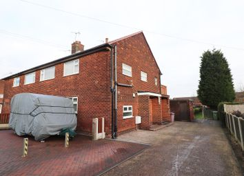 Thumbnail 2 bedroom flat for sale in St. Lawrence Avenue, Bolsover, Chesterfield