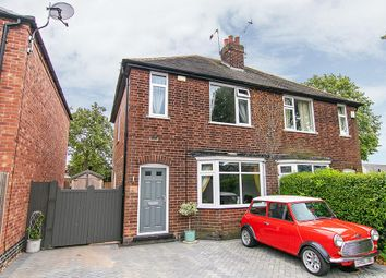 2 bed semi-detached house for sale in Blenheim Avenue, Mapperley, Nottingham NG3