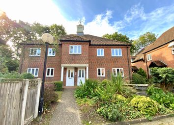 Thumbnail 2 bed flat for sale in The Hollies, North Walsham