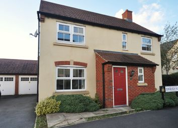 Thumbnail 4 bed detached house to rent in Edinburgh Road, Church Gresley, Swadlincote