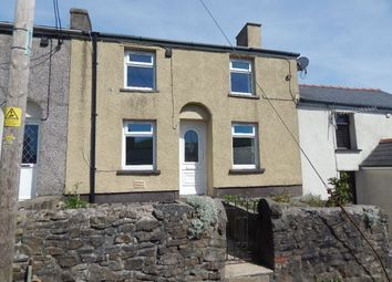 Thumbnail 2 bed terraced house to rent in Garn Road, Nantyglo, Ebbw Vale