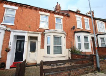 Thumbnail 4 bed terraced house to rent in Shelley Street, Northampton