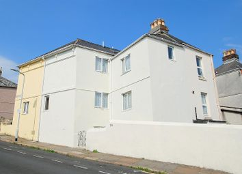 Thumbnail 3 bedroom end terrace house for sale in West Hill Road, Mutley, Plymouth