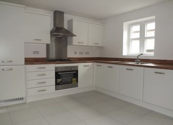 Thumbnail 1 bed flat to rent in Vicarage Walk, Chesterfield