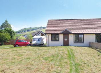 Thumbnail 2 bed semi-detached bungalow for sale in 2 Coiltie Crescent, Kilmore, Drumnadrochit